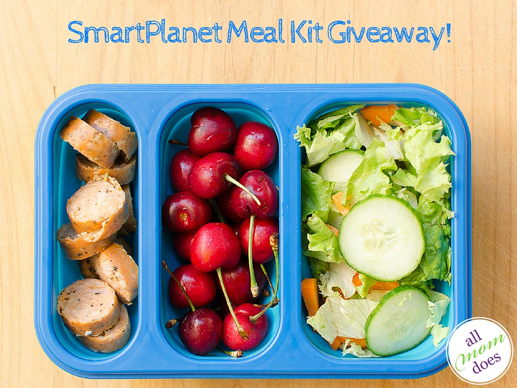SmartPlanet Meal Kit Giveaway