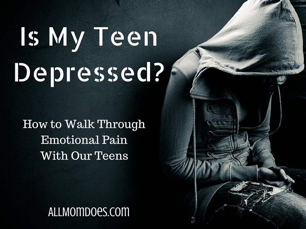 Is My Teen Depressed?