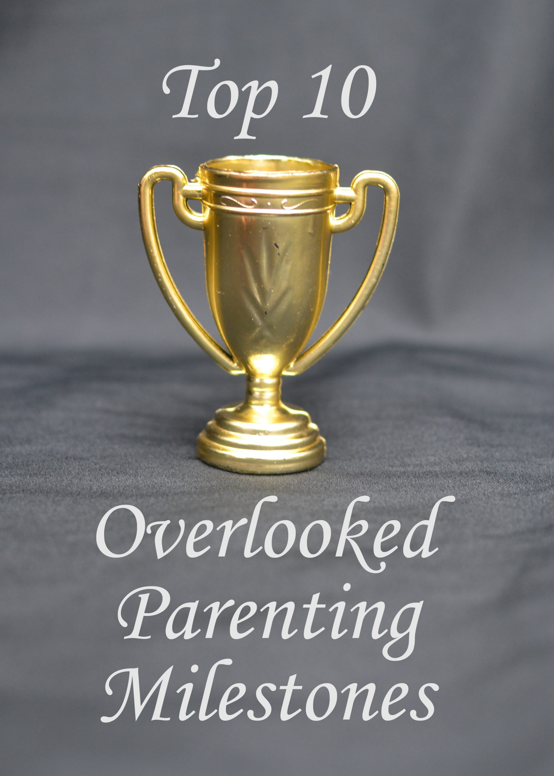 Top 10 Overlooked Parenting Milestones