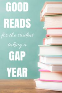 Gap year book recommendations and ideas for kids not going to college.