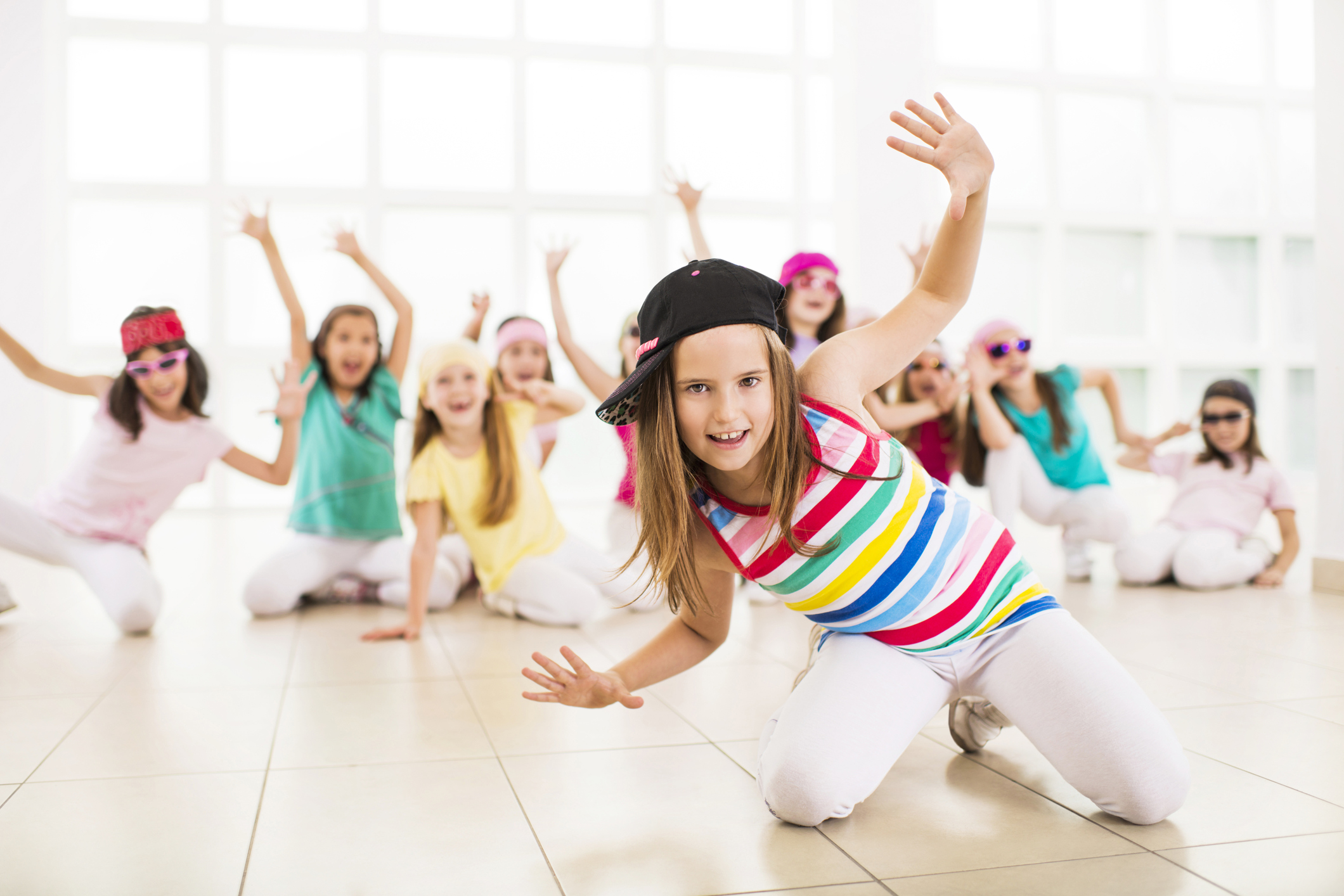 Living Room Dance Routines Your Kids Will Love