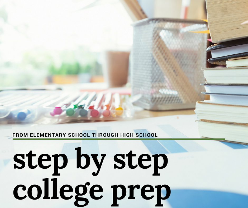 Step by Step College Prep