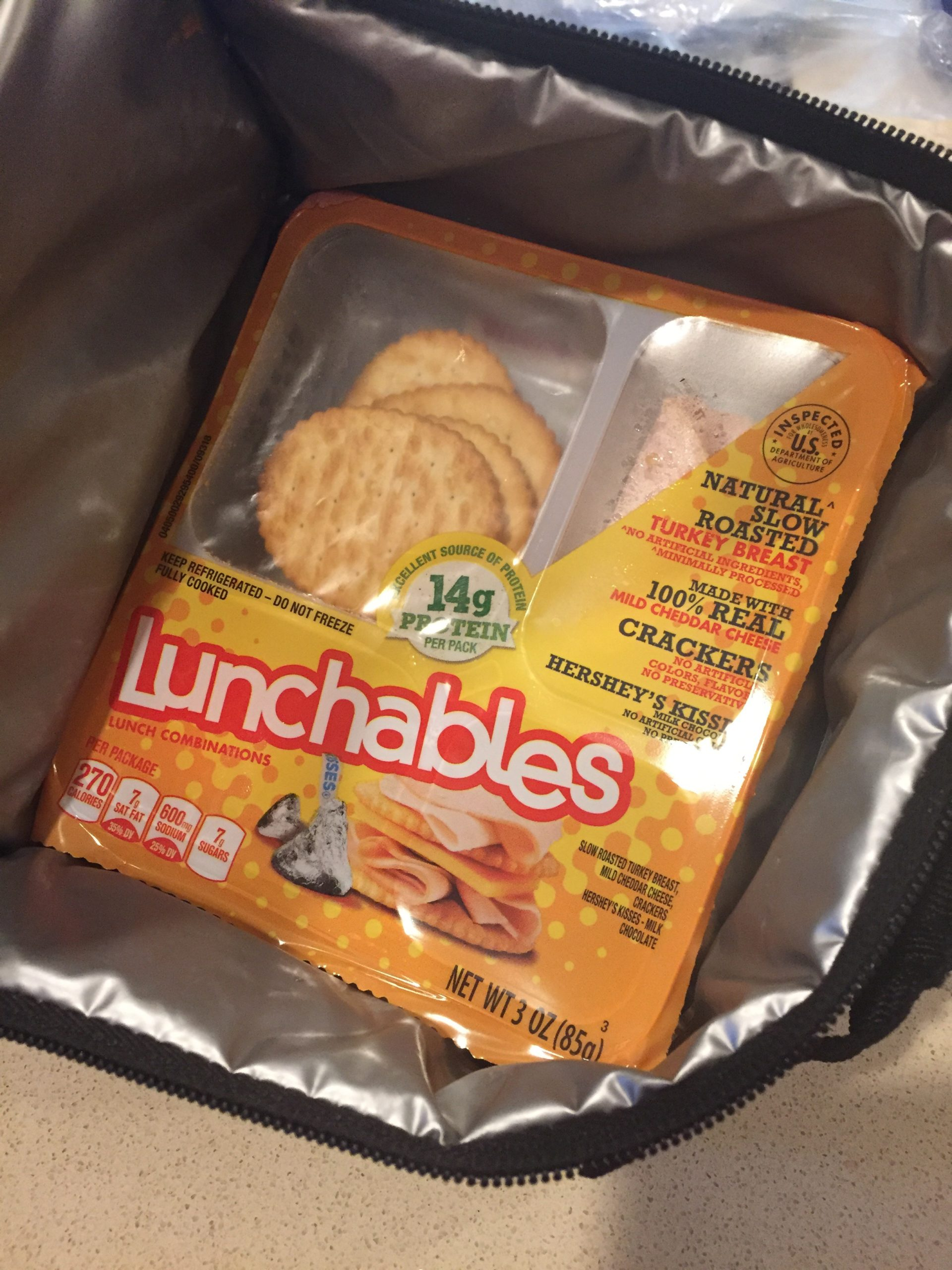 Mom Confession: I Give My Kids Lunchables