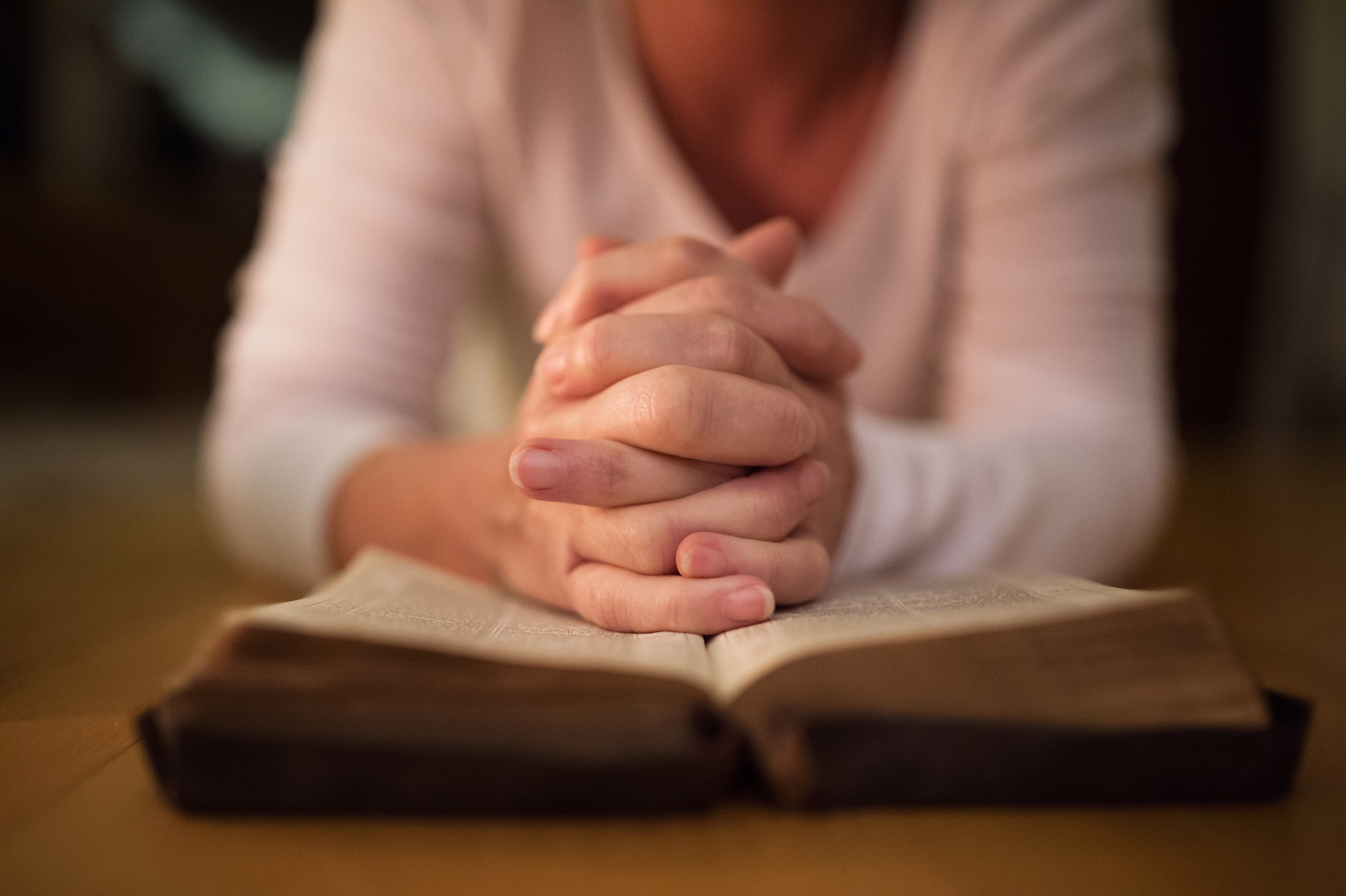 Prayer is Hard, but Here's How I Make it Happen Anyway