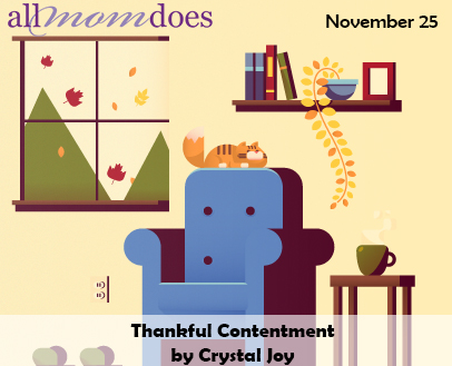 Thankful Contentment