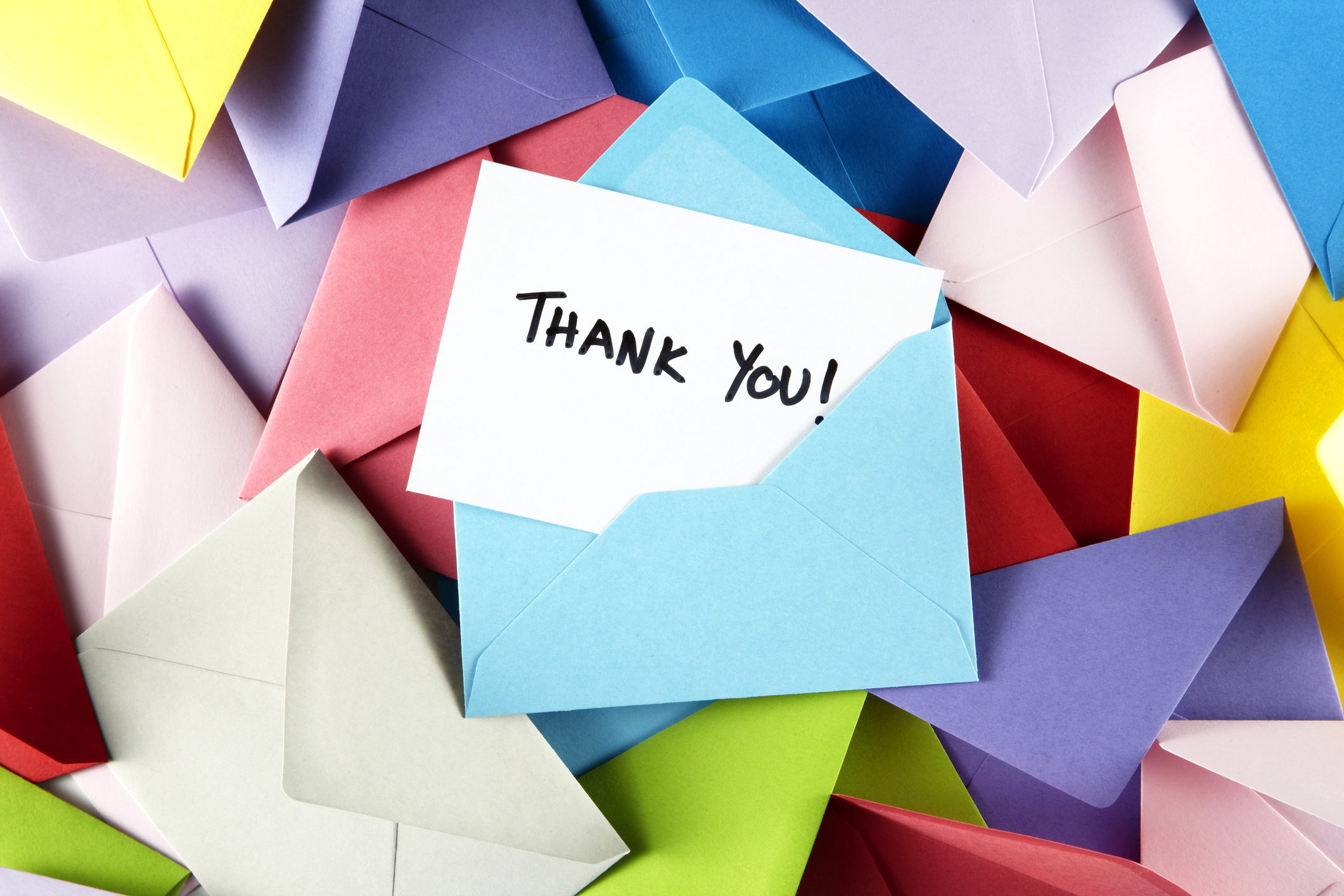 Mom Confession: I'm No Good at Thank-You Cards