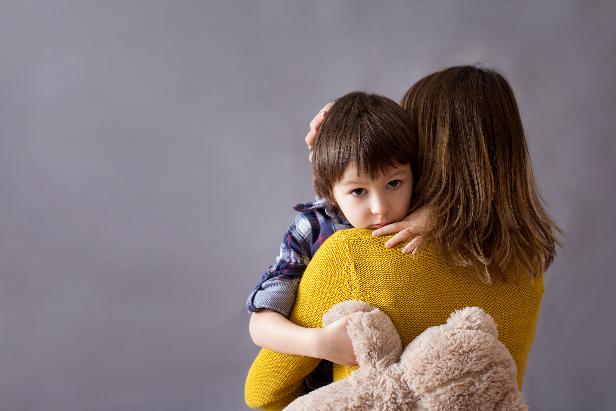 The Greatest Gift I Give My Children is My Apology