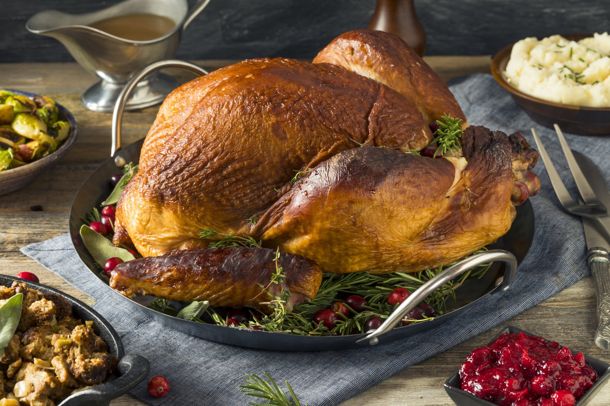 Your Complete Thanksgiving Menu, Cooking Schedule, and Shopping List