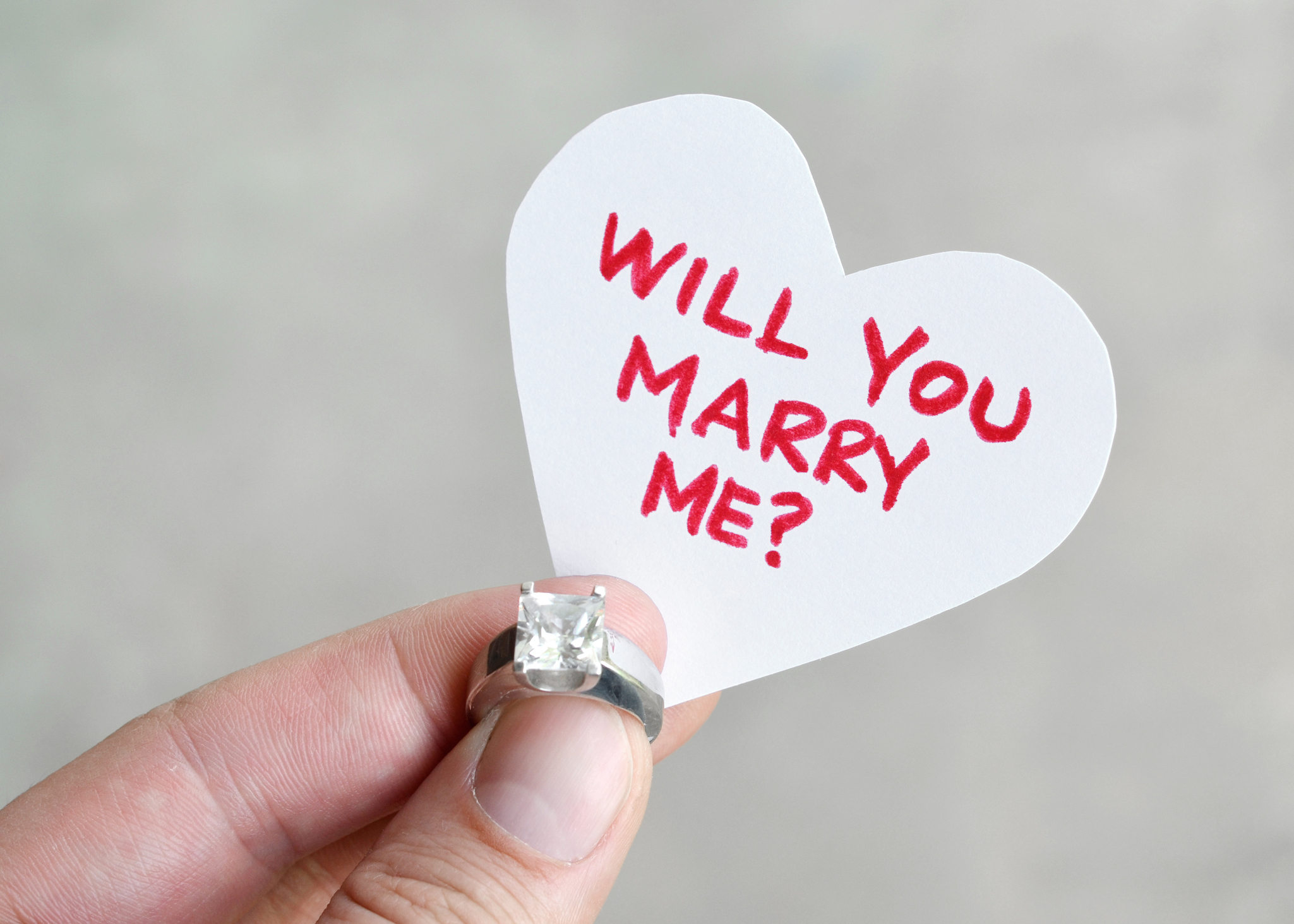 """""""Will You Marry Me?"""": When Your Story Doesn't Measure Up to the Royals"""