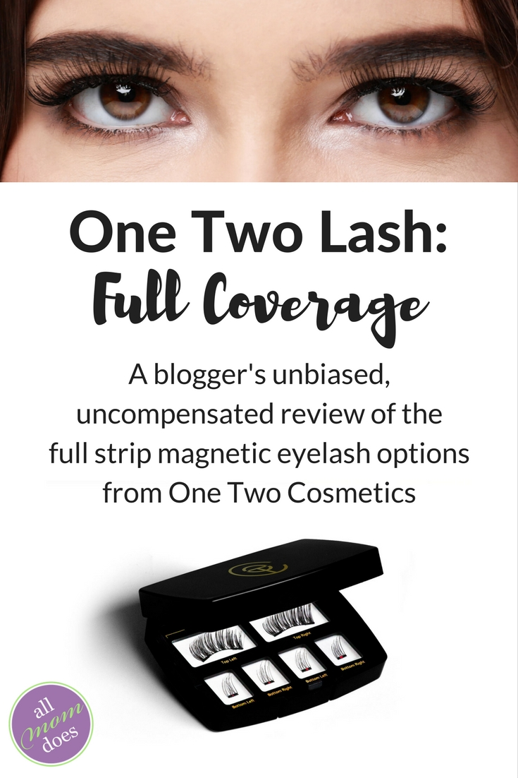 One Two Lash Full Coverage Review