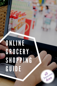 Online Grocery Shopping Guide: A review of some of the most popular grocery delivery services.