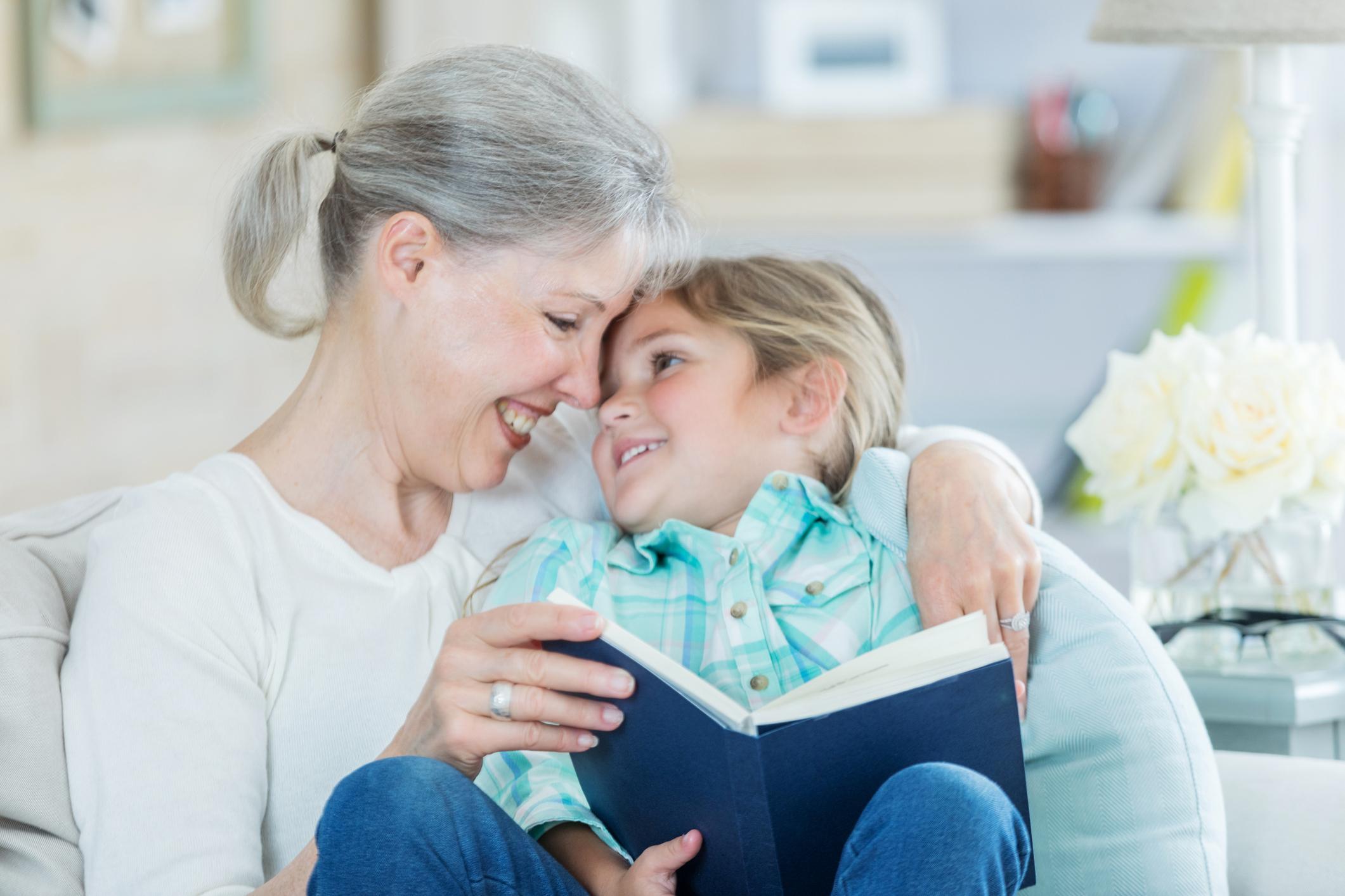 How We Can Help Our Grandchildren Grow Their Faith