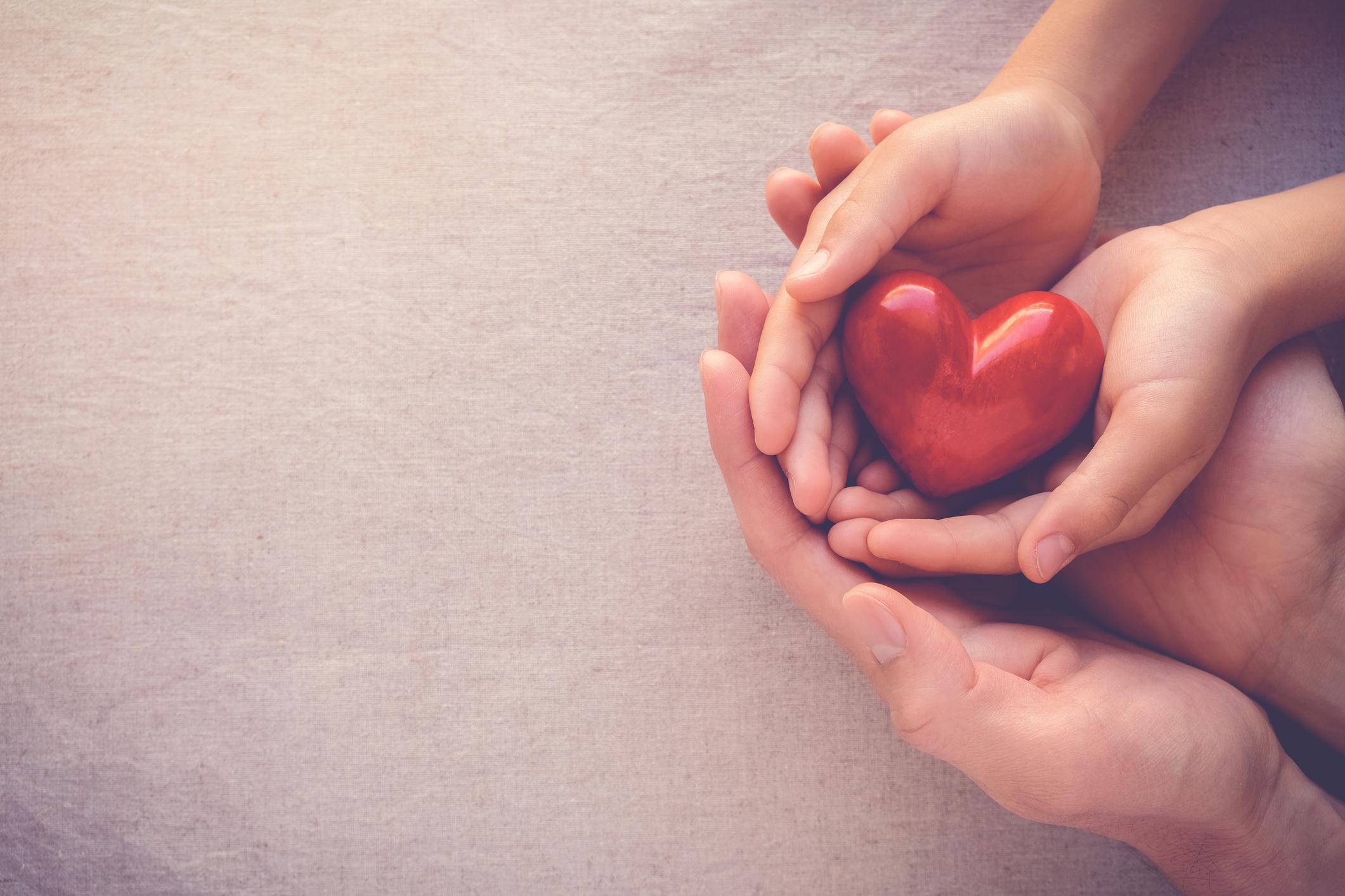 Surviving Valentine's Day as a Single Parent
