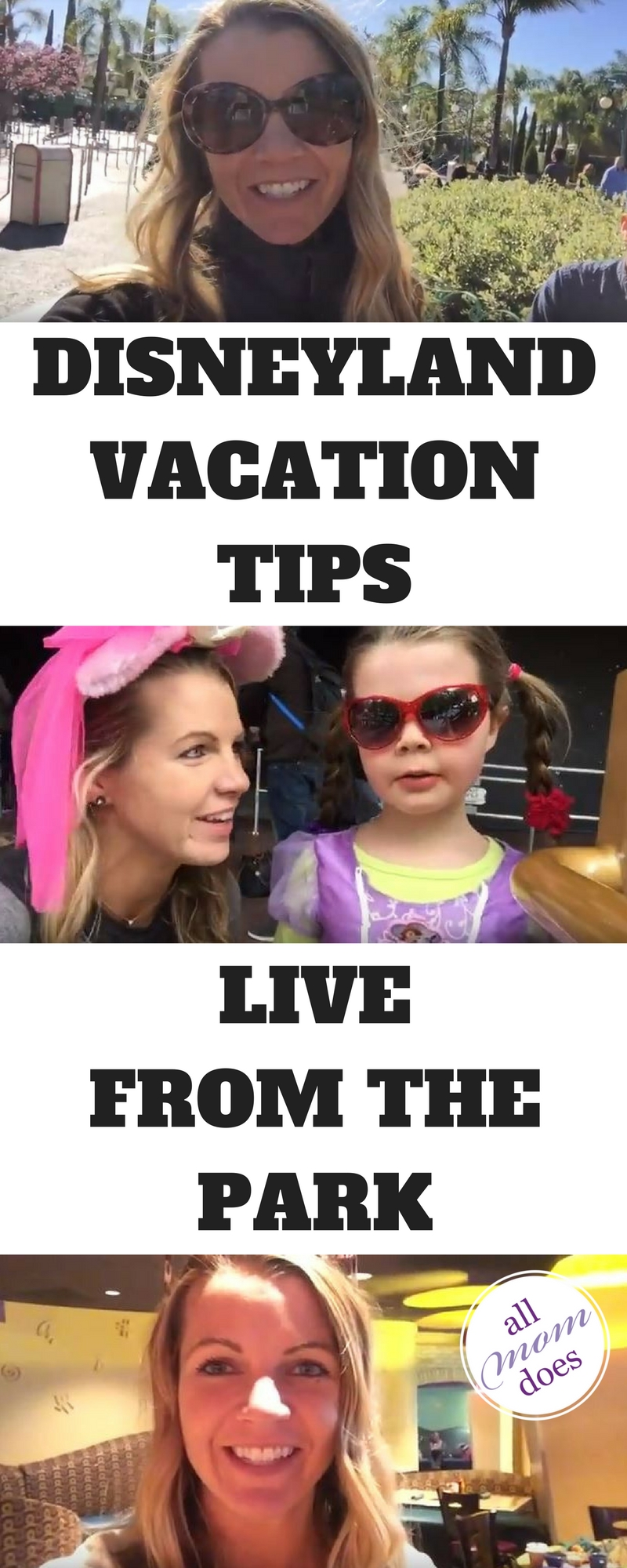 Disneyland Vacation Tips - Video from inside the park. #disneyland #vacation