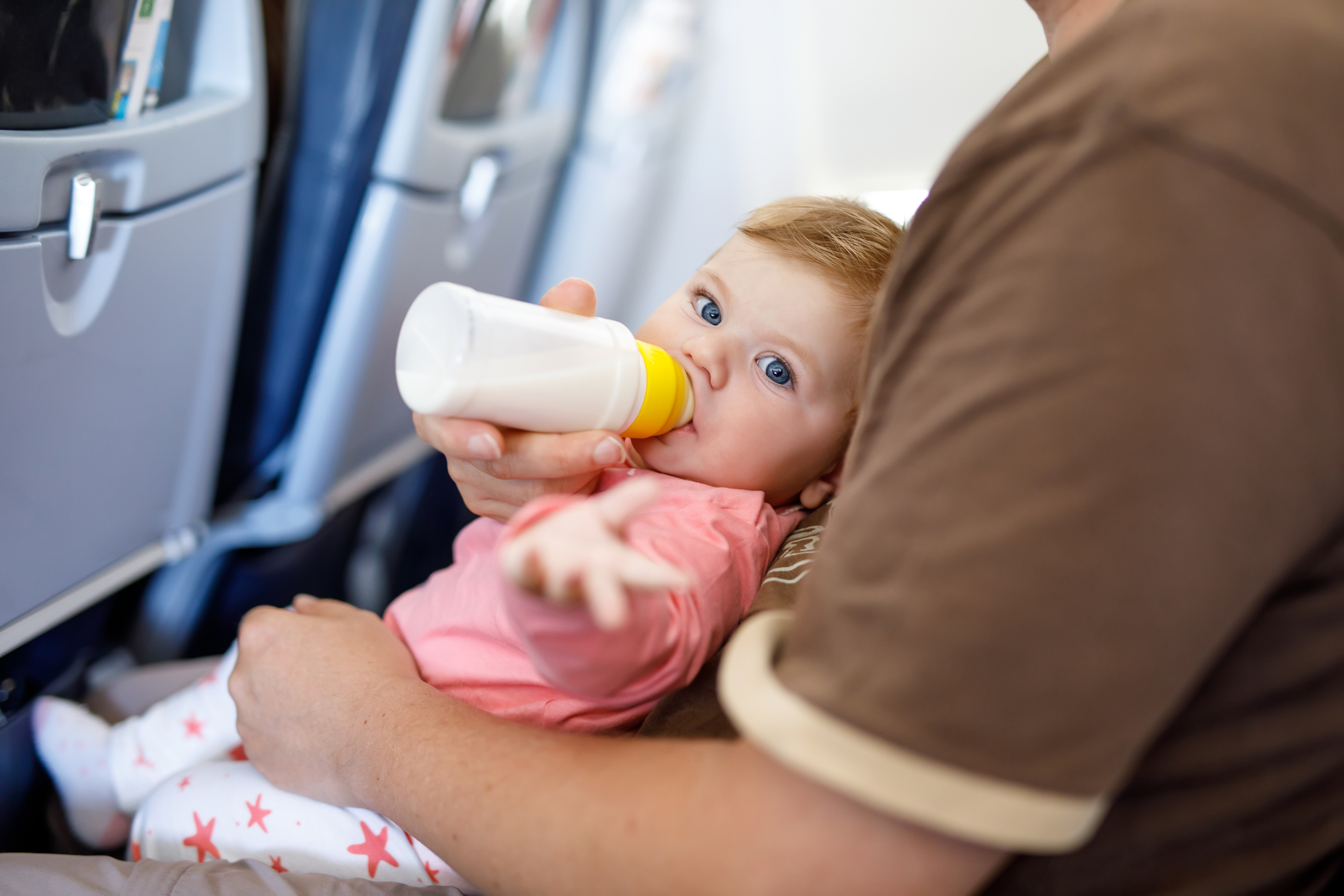 Ten Tips for Flying with a Baby
