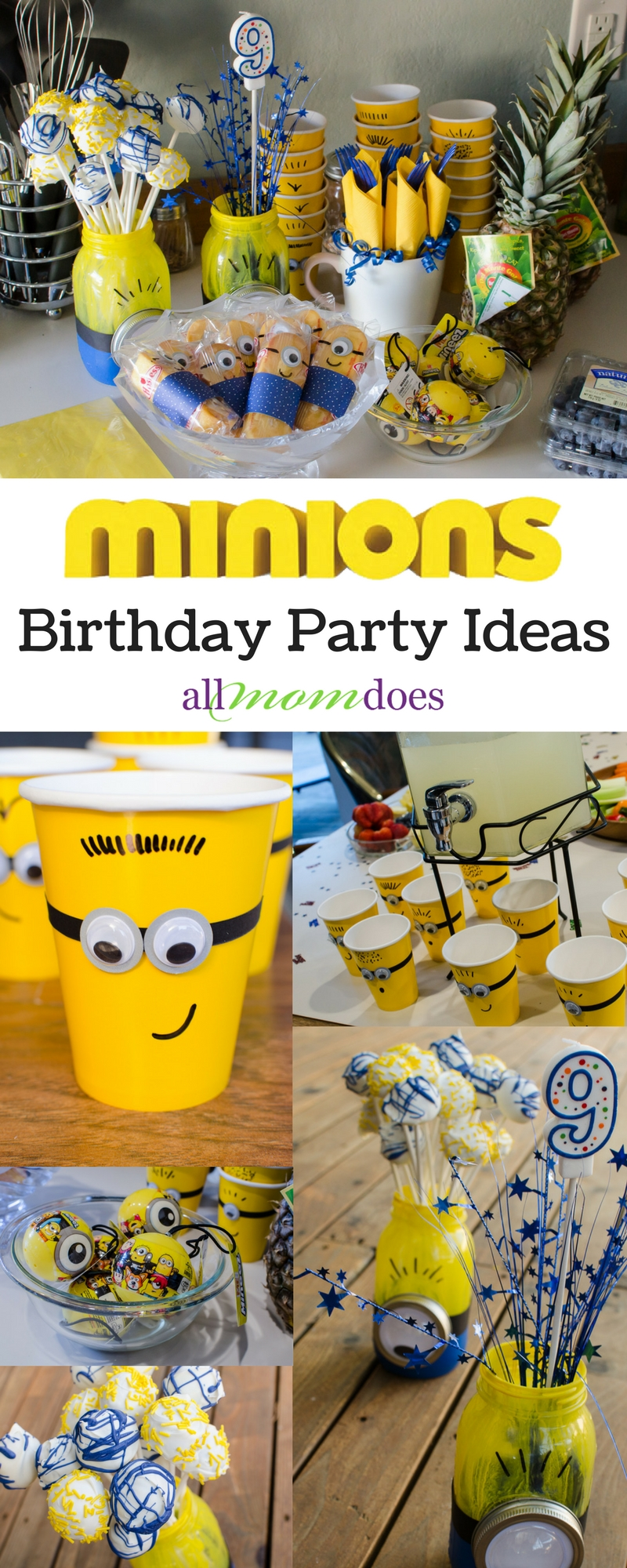 Minions Birthday Party Ideas Creative Budget Friendly For A Or Despicable Me