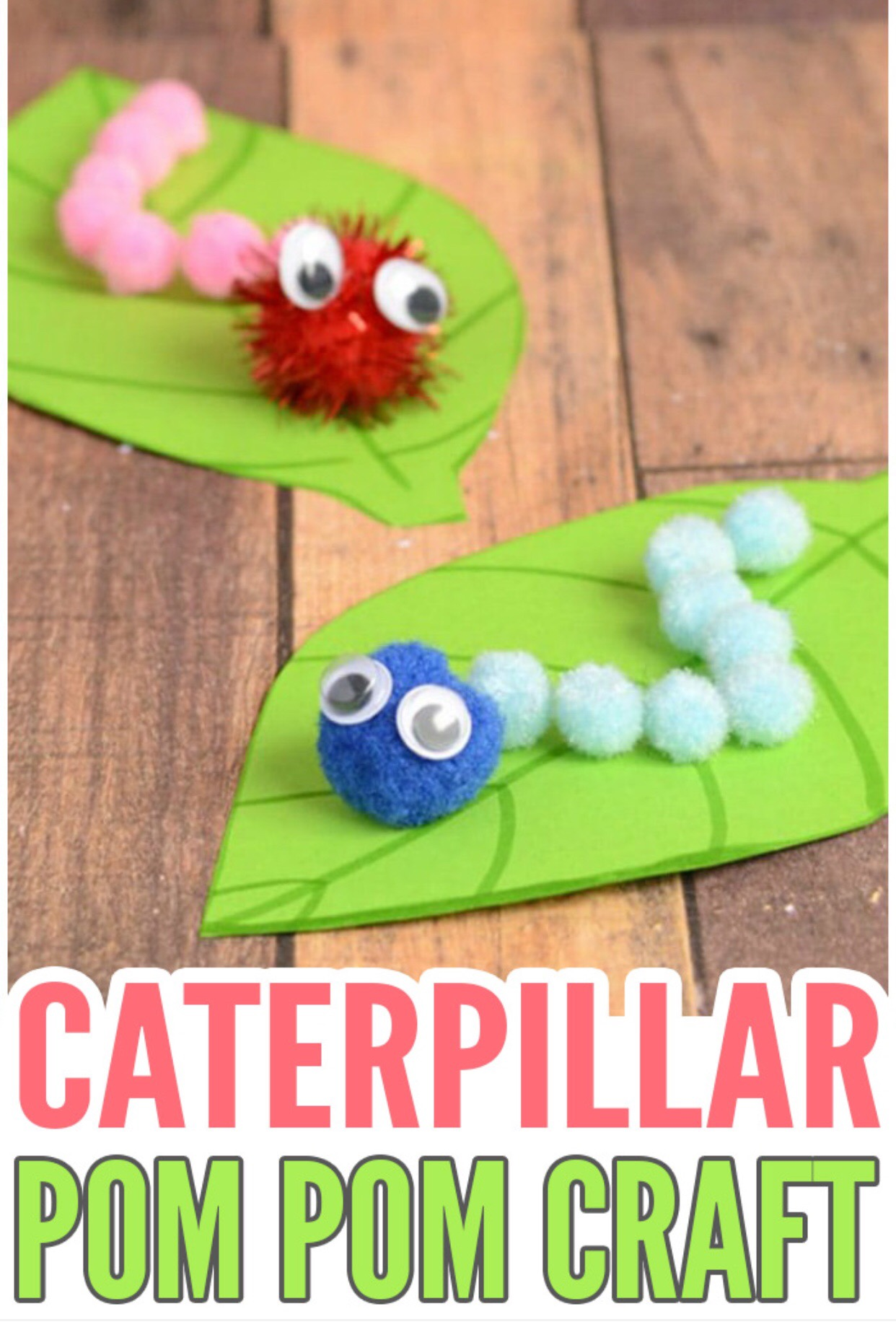 Spring Craft Ideas for Indoor Days | AllMomDoes