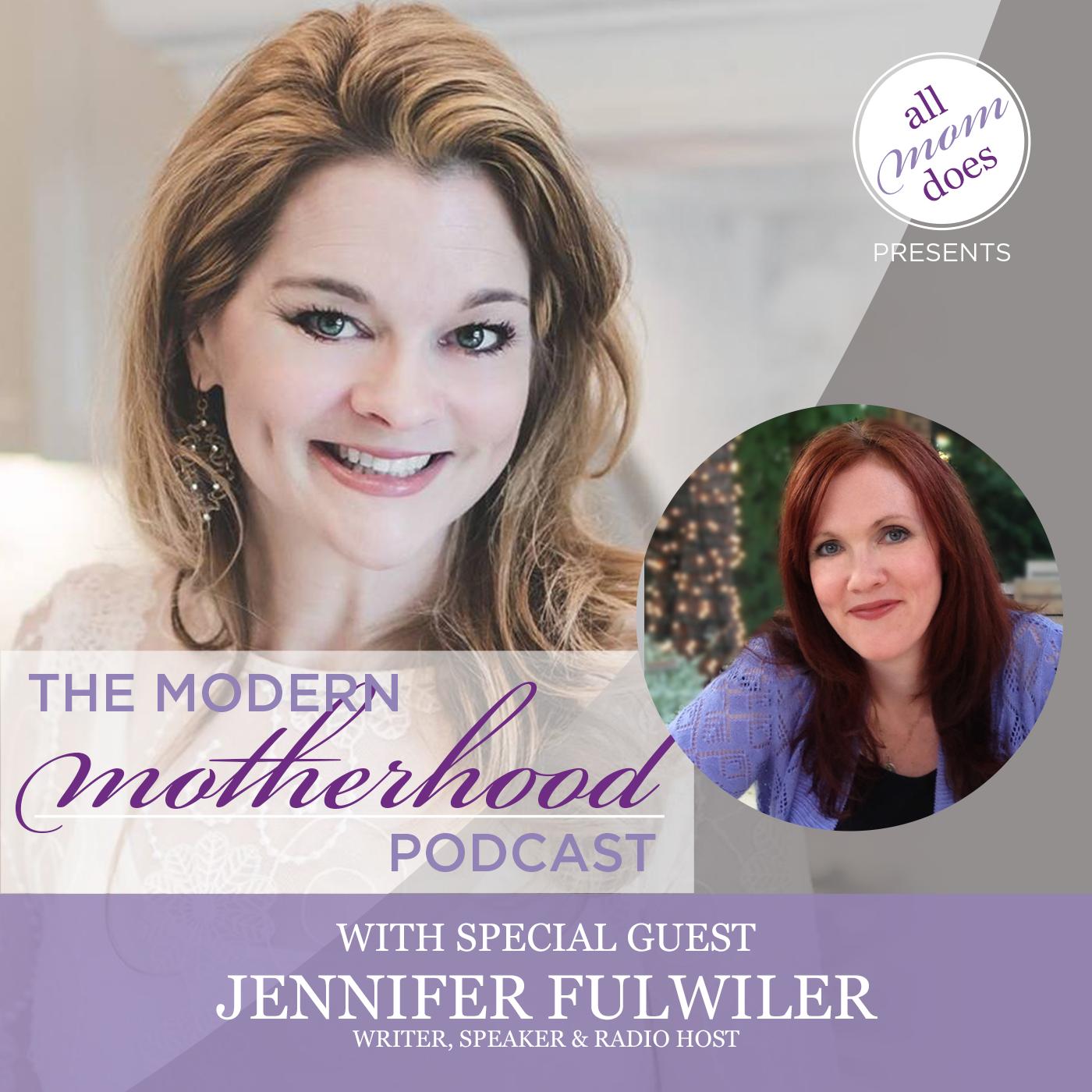 The Modern Motherhood Podcast #16: Jen Fulwiler