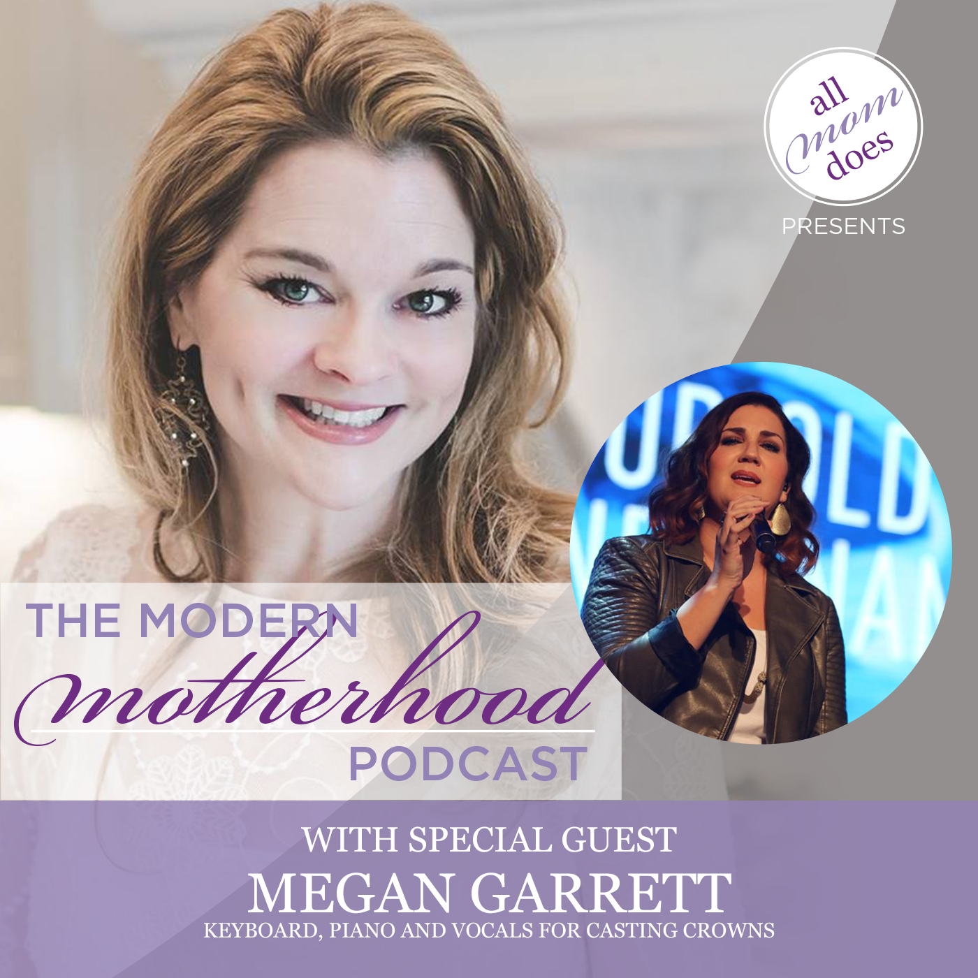 Modern Motherhood Podcast #18: Megan Garrett