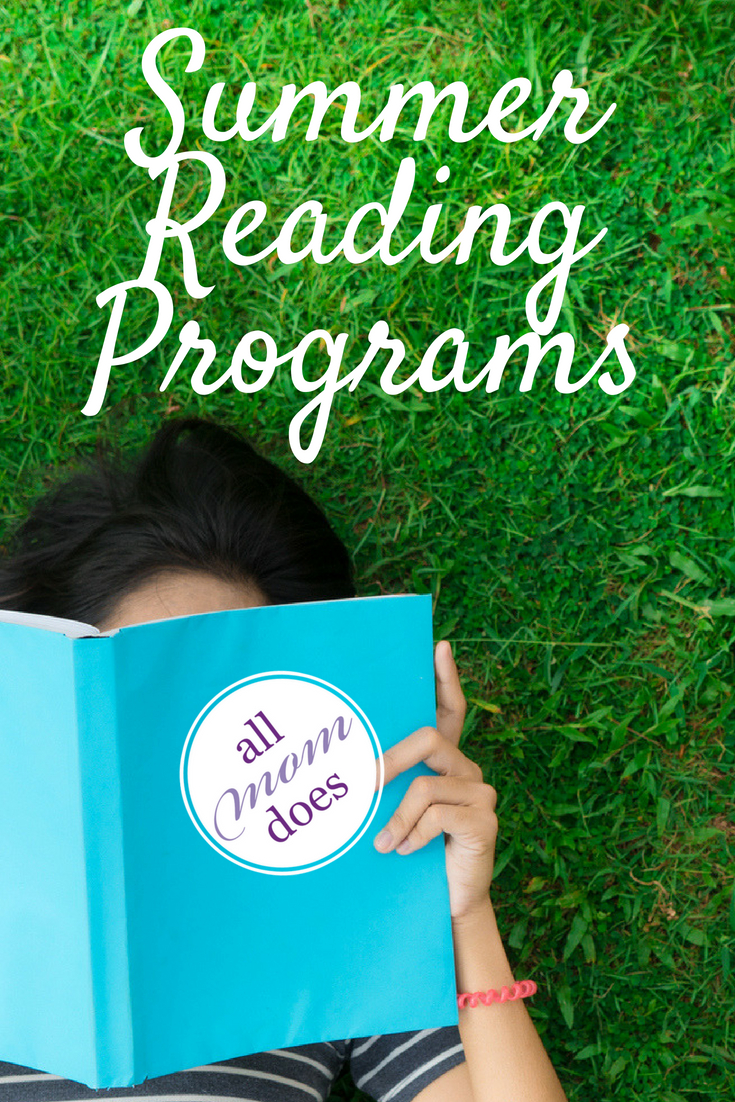 Help your kids read this summer with Summer Reading Programs. #summer #reading #kidsactivities