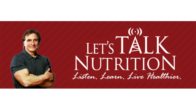 Let's Talk Nutrition