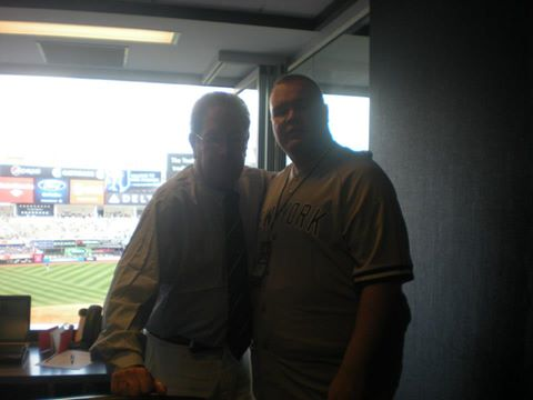 LUCAS WITH THE GREAT JOHN STERLING