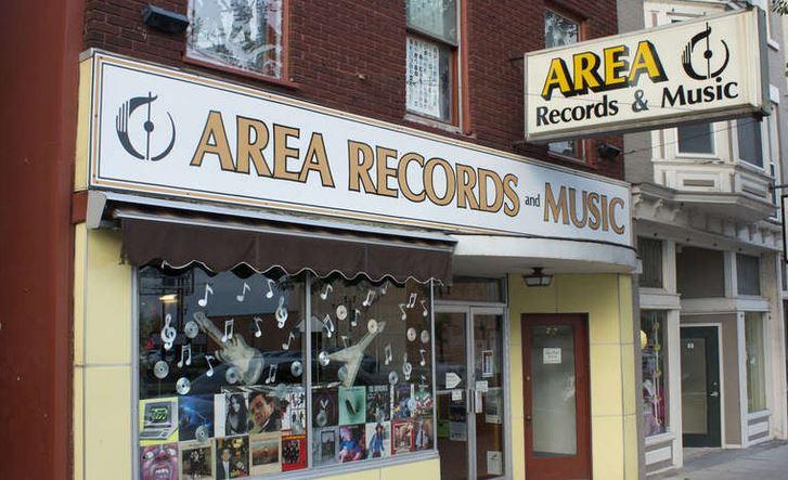 Geneva's Area Records Closing; Owner Retiring