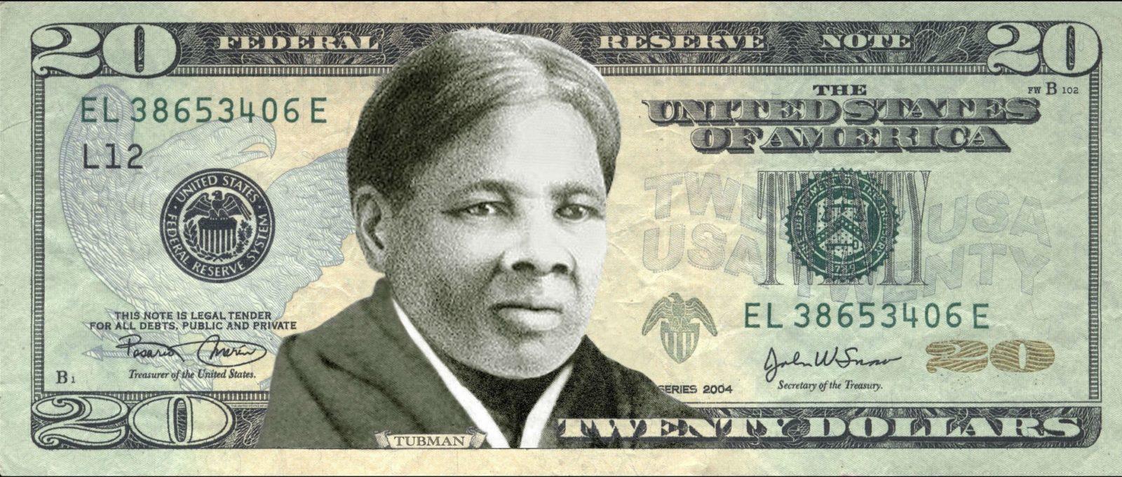 tubman20bill