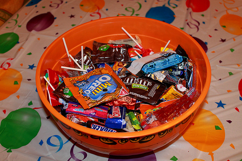 Parents Urged To Check Halloween Candy
