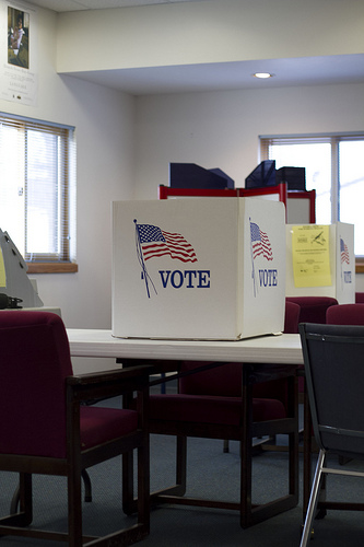 Friday Last Day To Change Parties Before Sept. 2018 Primary
