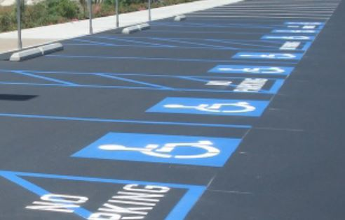 Does Downtown Geneva Have Enough Handicapped Parking?