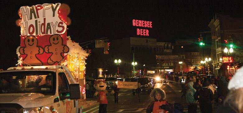 Miracle on Genesee Street Schedule
