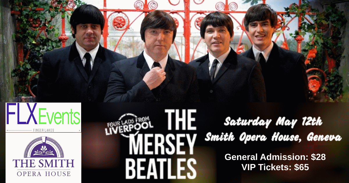 The Mersey Beatles are Coming!