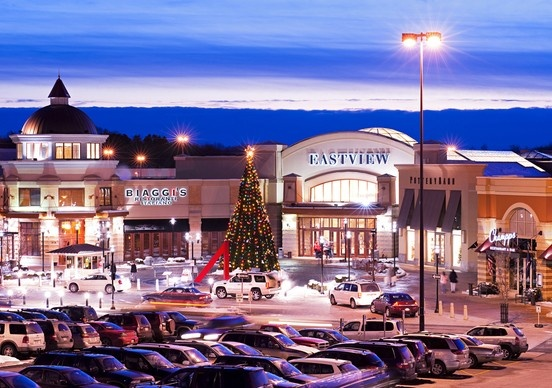 Holidays Bring Beefed Up Security To Eastview Mall