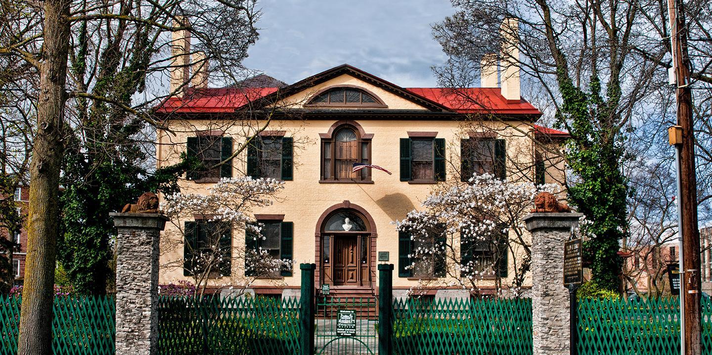 Seward House Kicking Off Holiday Season