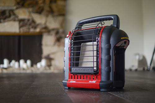 Red Cross Says Be Careful With Space Heaters And Fire Places