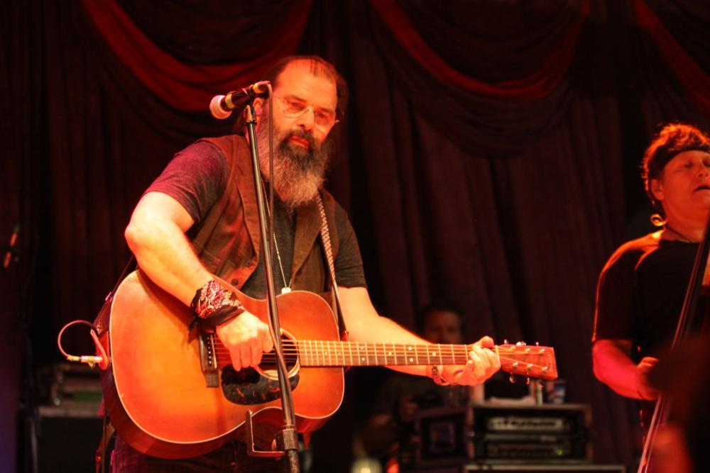 Steve Earle Tonight in Geneva