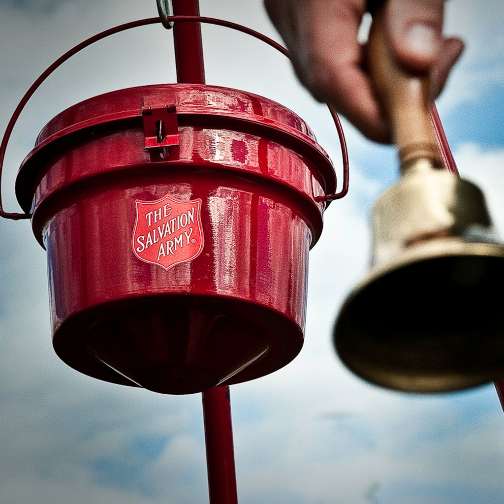 The Red Kettles Will Not Be Out Christmas Eve