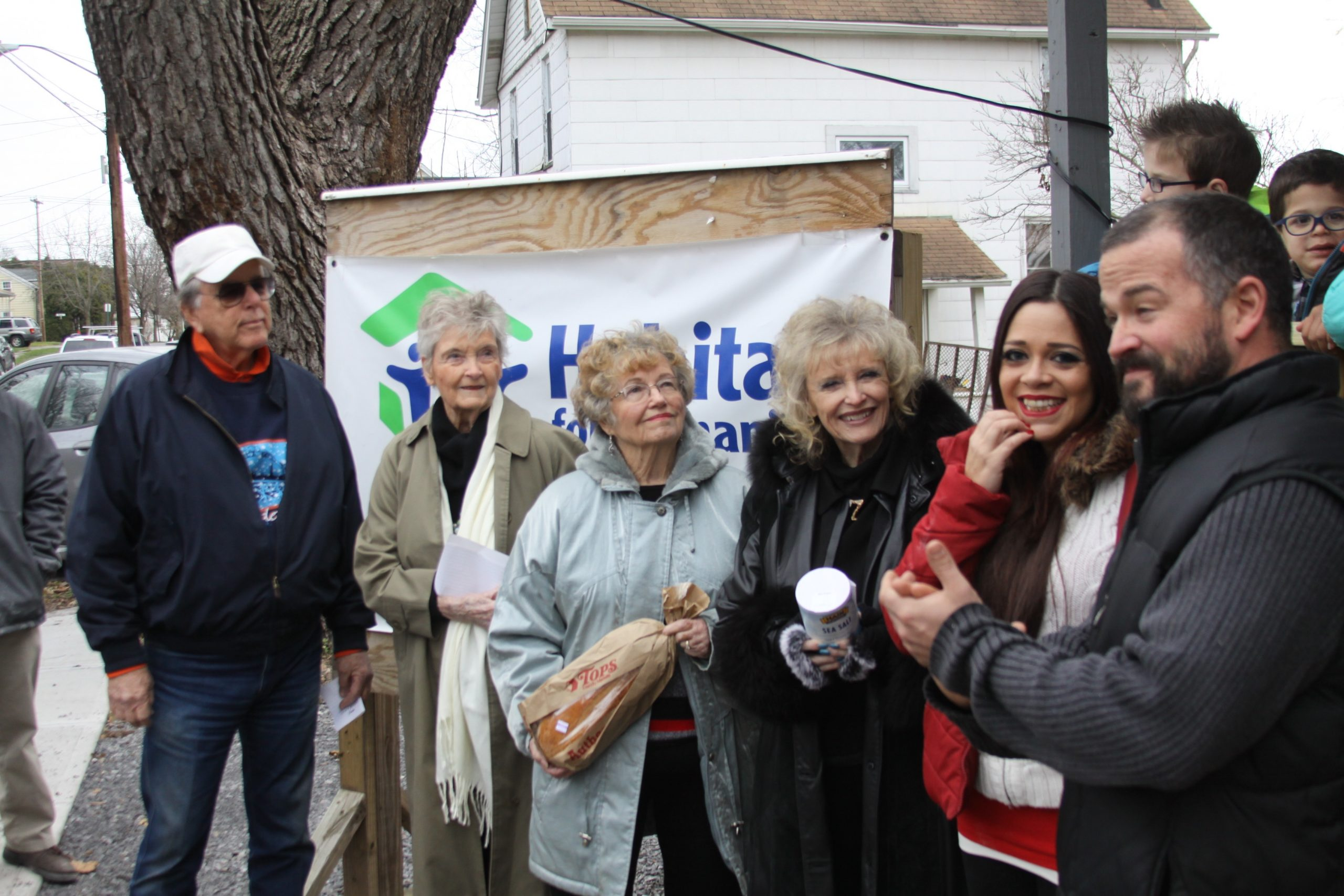 Bailey Building and Loan Helps Habitat for Humanity