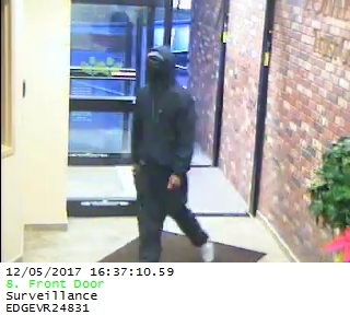 Photos of Ithaca Bank Robbery Suspect Released