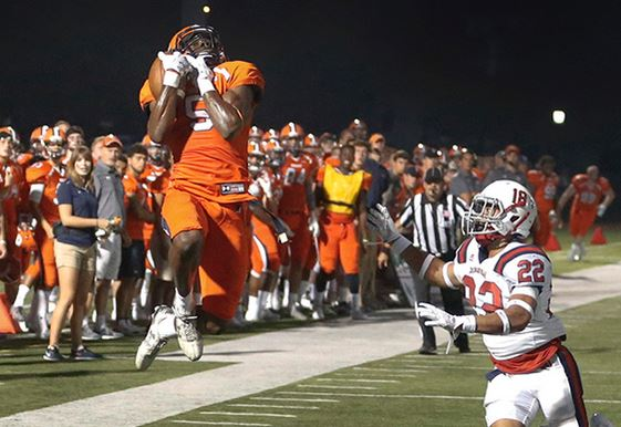 Hobart Wide Receiver Playing In NFL Collegiate Bowl