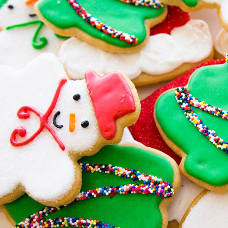 Watch How Many Holiday Treats You Have