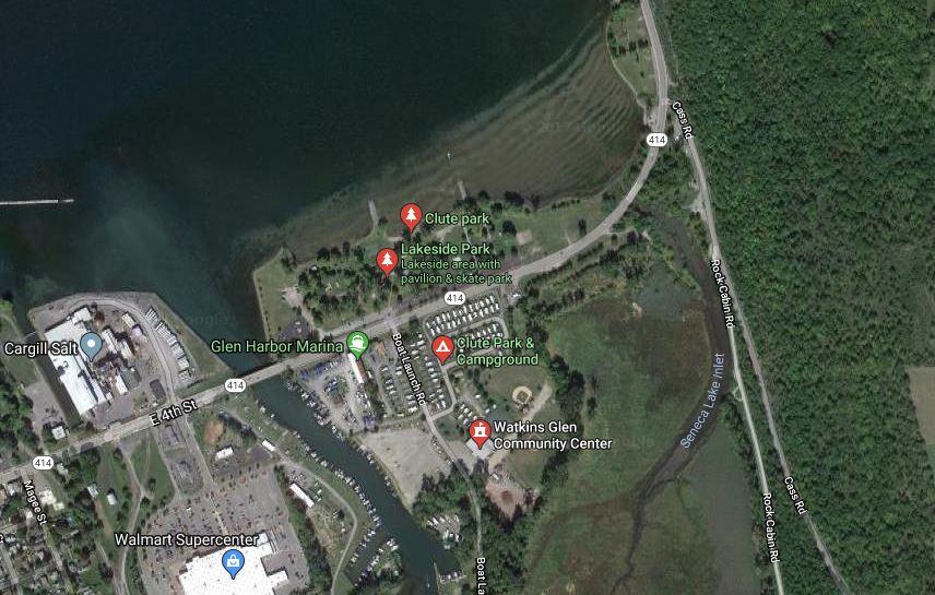 State Awards Watkins Glen $1.3M For Waterfront Work