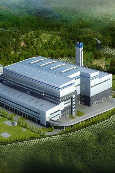 What Happens To Ash If Depot Incinerator Built ?