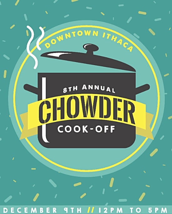 Ithaca Chowder Cook-Off Contest Winners Announced