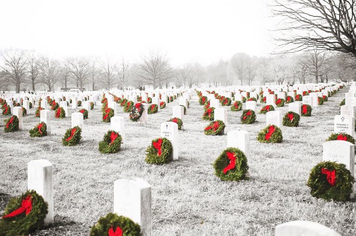 Sampson Veteran's Cemetery Will Be Part Of Wreaths Across America Observance