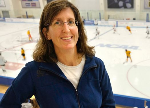 William Smith Graduate is Head Physician for US Women's Hockey