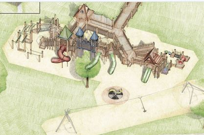 Volunteers Still Needed for Casey Park Playground Build