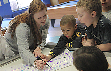 Geneva Boys And Girls Club Tutor Corps Is Having An Impact