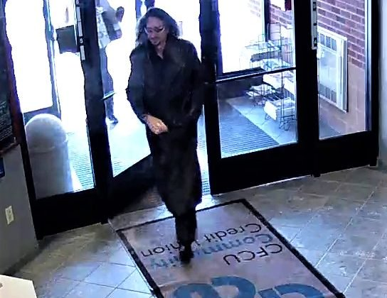New Person of Interest in Lansing Bank Robbery
